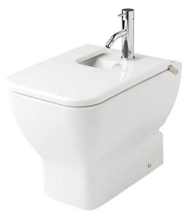 Bidet Cover by Mere Terrasse Back To Wall Bidet And Bidet Cover