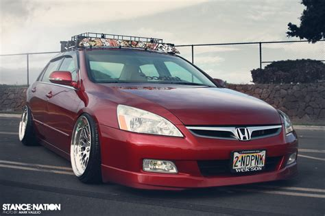 stancenation honda accord honda accord on ccw s stancenation form gt function