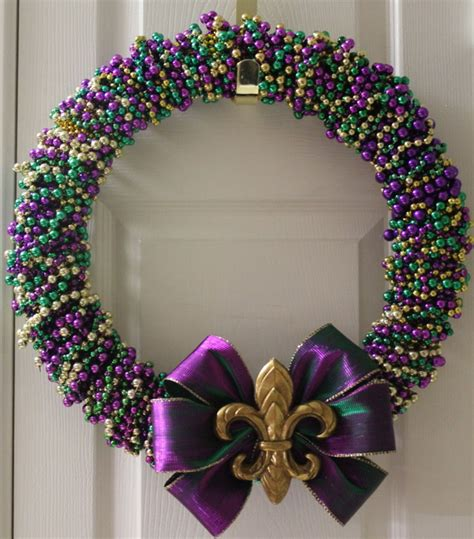 How To Make Mardi Gras Decorations by Mardi Gras Candle Decorations Family Net Guide