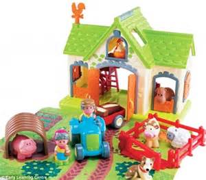 Elc Happyland Set toys r us faces race row after selling white doll family
