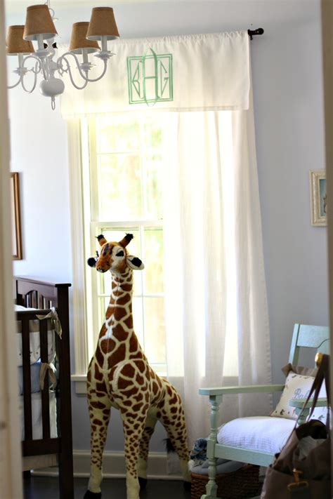 Safari Curtains For Nursery 115 Giraffe L For This Safari Inspired Nursery Sweet Safari Nursery Curtains Nursery Ls