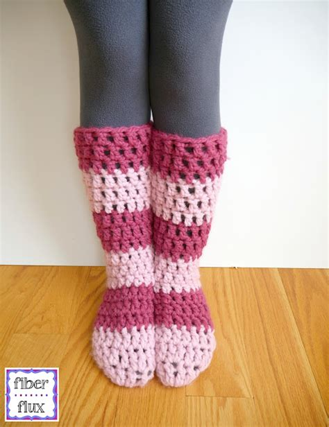 crochet pattern tube socks fiber flux free crochet pattern strawberry blossom