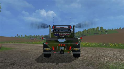 game hd mod 2015 chevy silverado 3500hd v1 2 car farming simulator 2015