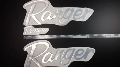 ranger boats emblem decals for sale find or sell auto parts