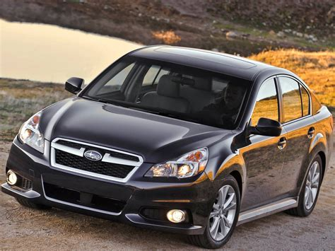 2013 Subaru Legacy 2 5 I 0 60 The 2013 Subaru Legacy Is An Overlooked Gem In The Mid