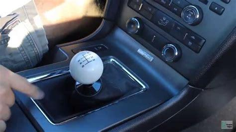 2013 Mustang Gt Shift Knob by Modern Billet 6 Speed Retro Style Shift Knob 2013 Mustang