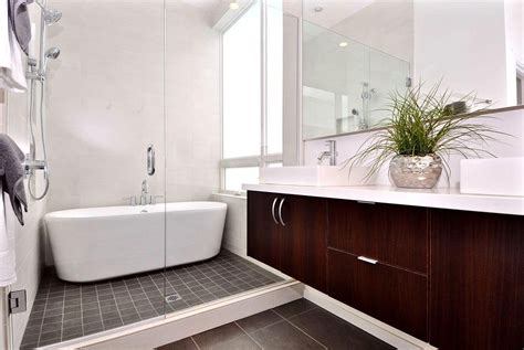 Brown And White Bathroom Ideas Brown And White Bathroom Designs Decosee