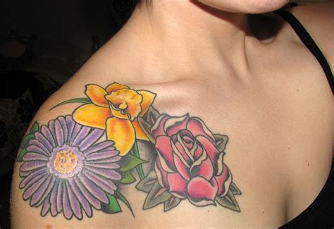 aster tattoo designs best 25 march birth flowers ideas on birth