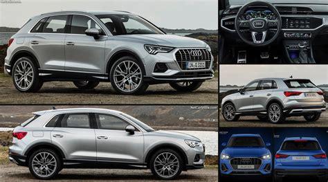 Audi Q3 Information by Audi Q3 2019 Pictures Information Specs