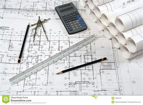 design engineer job from home engineering and architecture drawings royalty free stock
