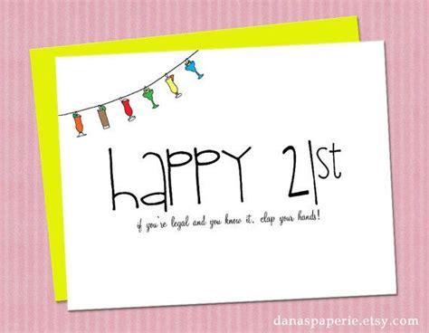 21st Birthday Card Printable Funny Birthday Card 21st Birthday Card Legal Drinking