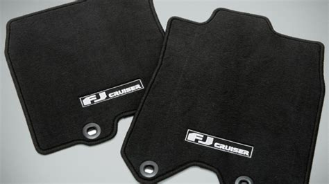 Floor Mats Brisbane Toyota Fj Cruiser Accessories Brisbane Southside Toyota