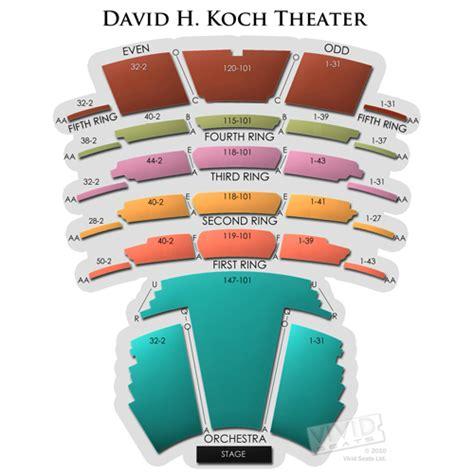 david h koch theater seating chart david h koch theater seating chart seats