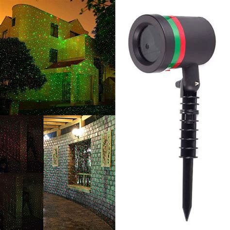 Light Laser Show House Projector by Outdoor Waterproof Projector Laser Light Show Home