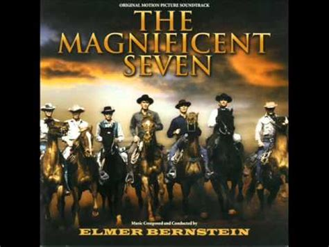 theme song magnificent seven the magnificent seven soundtrack suite elmer bernstein
