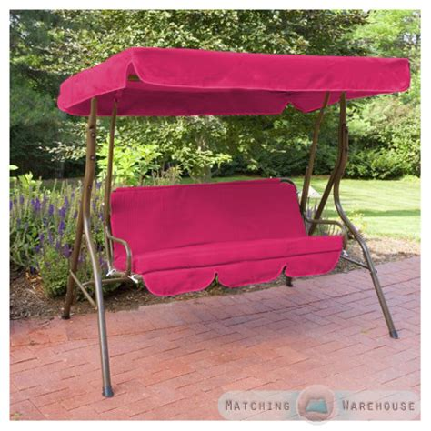 two seater swing set replacement 2 seater swing seat canopy cover and cushions