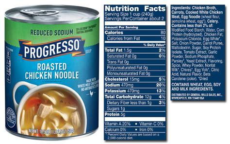 Progresso Light Soup Progresso Product List