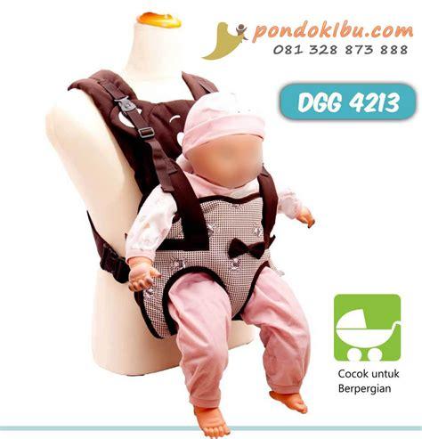 Gendongan Bayi Ransel gendongan bayi dialogue ransel dengan boneka pondok ibu