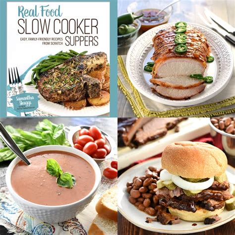 Pdf Real Food Cooker Suppers by Crock Pot Three Bean Chili Healthy Easy