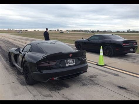 dodge viper vs challenger demon (my opinion) youtube