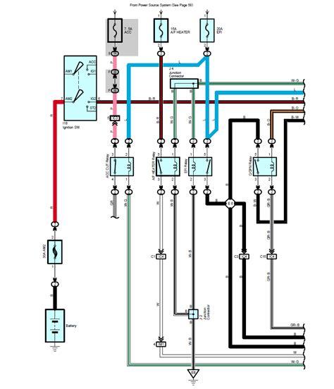 03 4runner efi wiring 21 wiring diagram images wiring