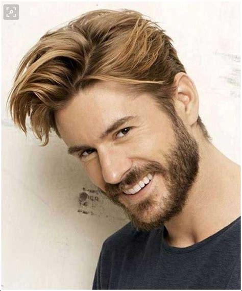 hair style for healthy face moderne m 228 nnerfrisuren blond 2017