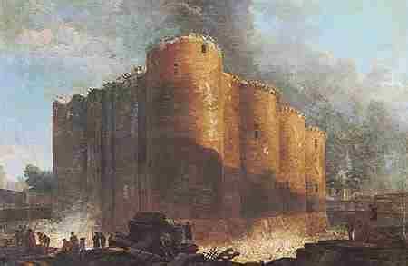 burg bastille paris bastille  paris