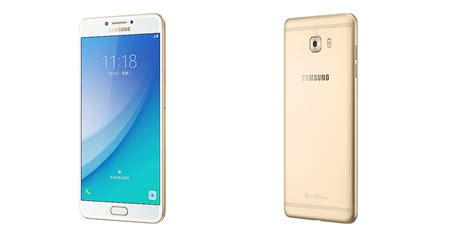 samsung c7 pro samsung galaxy c7 pro officially launched with 16mp front