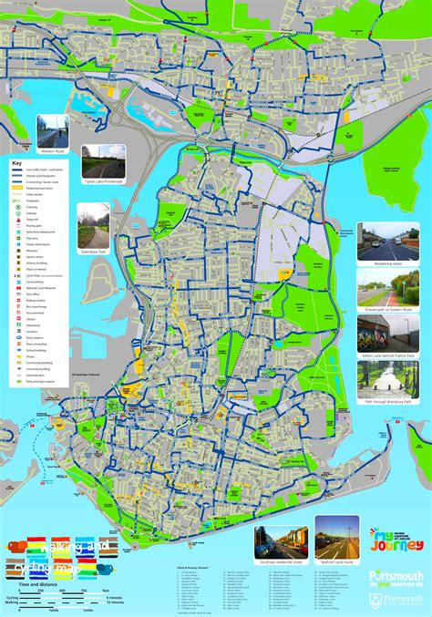 portsmouth usa map portsmouth travel map