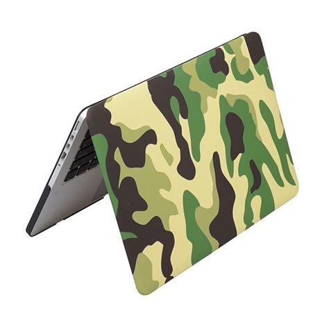 Pattern Motif For Macbook Air 11 motif de camouflage pc portable couverture dure de cas