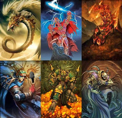 imagenes mitologicas aztecas dioses aztecas dioses mitologicos