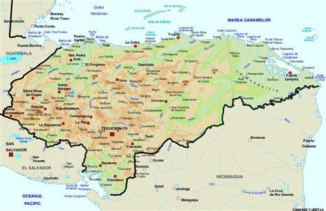 world map of honduras map of honduras maps worl atlas honduras map