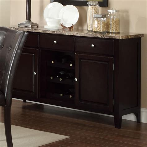 Dining Room China Cabinets sideboards glamorous espresso sideboard espresso china