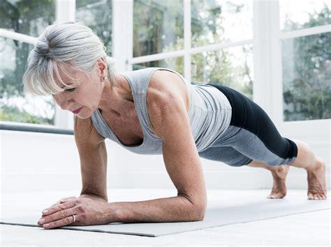 core exercises  seniors improve stability