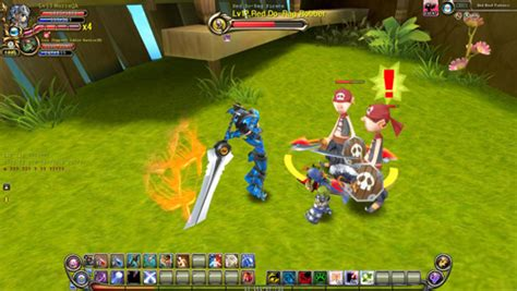 anime mmo games mmorpg part 3