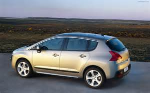Peugeot 3008 Pictures 2010 Peugeot 3008 Widescreen Car Wallpapers 02 Of