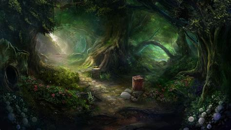 the lost rainforest mez s magic books otherworld magic forest by firedudewraith on deviantart