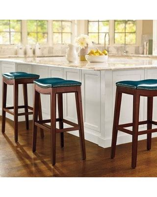 Julien Leather Bar Stool Sale by Amazing Savings On Julien Bar Counter Stool Saddle 24