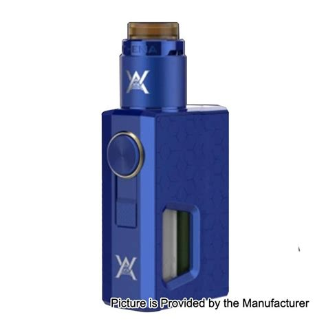 Athena Squonk Mod Only By Geekvape Authentic authentic geekvape athena blue 6 5ml squonk mech box mod bf rda kit