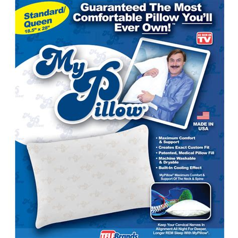 The Pillow As Seen On Tv by Pillow Pillows Back Support Pillow Walter