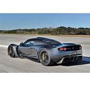 Hennessey Venom GT Shatters Bugatti Veyrons Speed Record
