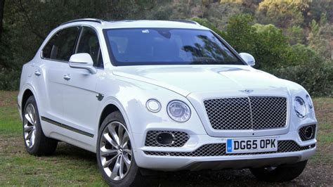 black bentley suv 2016 2016 bentley bentayga first drive photo gallery autoblog