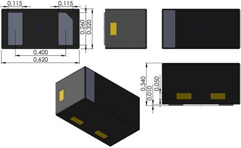 altium diodes inc altium diodes inc 28 images dfn62x32x34 2 comchip 0201 dfn0603 pcb 3d dual flat no lead dfn