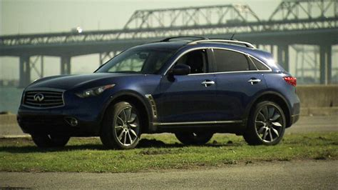 2012 Infiniti Fx35 Reviews by 2012 Infiniti Fx35 Limited Edition Review Roadshow