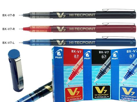 Pen Standard Ae 7 0 5 Mm 3 6 12 wholesale japan pilot v7 liquid ink pen 0 7mm bx v7