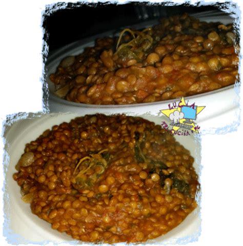 cucinare lenticchie col bimby zuppa di lenticchie