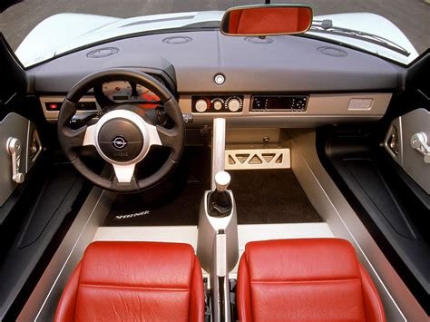 opel cars interior image gallery opel speedster interior