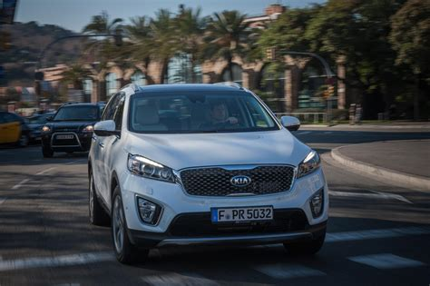 Kia Sorento Reviews 2015 Kia Sorento Review 2015 Drive Motoring Research