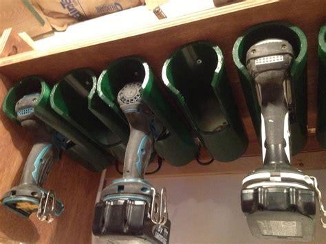 drill chargingstorage station  shop wood talk