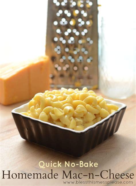 easy macaroni cheese simple mac n cheese recipes dishmaps